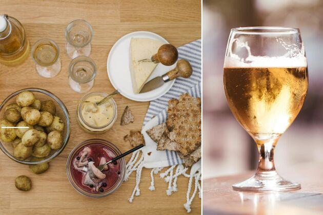 Öl till midsommar - blir det till sill, lax eller grillat? Eller till allt? Här är bästa tipsen!