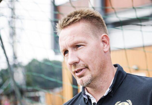 För åtta år sedan lämnade Jörgen Martinsson Svensk Mink, men nu är han tillbaks på VD-posten.