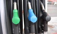 Jättehöjning på diesel, bensin och HVO
