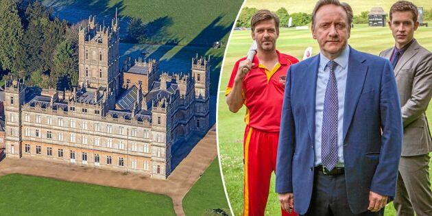 Vilken dröm! Nu kan du bo på älskade Downton Abbey
