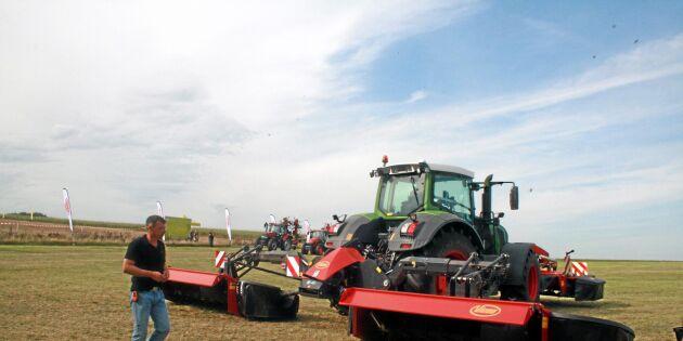 Kverneland presenterar nya maskiner
