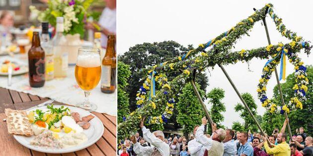 Därför firar vi midsommar – allt du vill veta om kära traditionen!