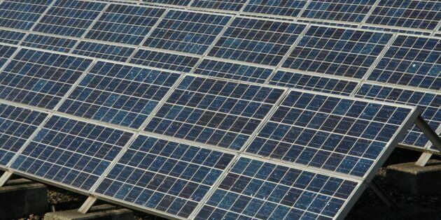 Nu kommer förnybar el på bred front