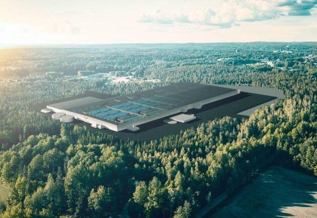 Laxodlingen i Säffle är bara början, enligt företaget, som ser för sig en fortsatt expansion med liknande anläggningar i Sverige.
