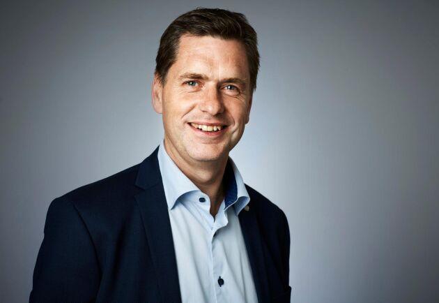 Roger Johansson, affärsområdeschef Svenska Skogsplantor/Sveaskog.