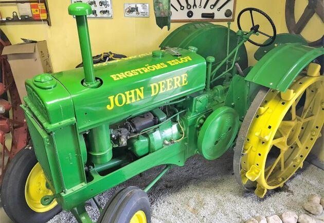 John Deere - BR från 1939.