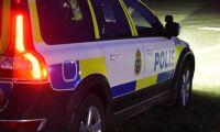 Polisjakt efter A-traktor – körde i över 100 km/h
