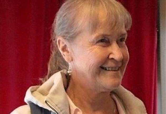 Gudrun Ramviken flyttade in på Sörgården med sin familj år 1968.