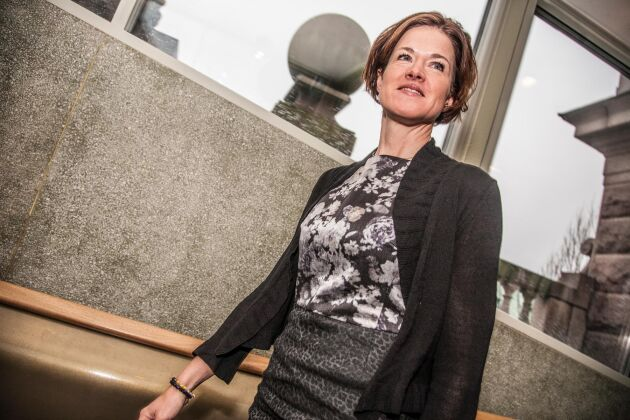 Anna Kinberg Batra lämnar som Moderaternas partiledare.
