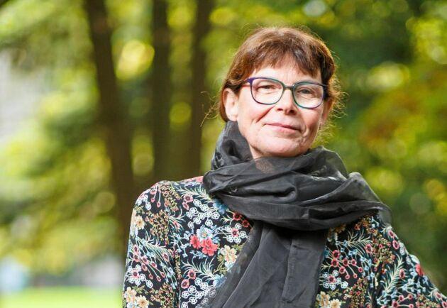 Lena Johnson är biträdande projektledare för programmet.