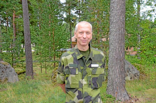Bengt Andersson, generalmajor.