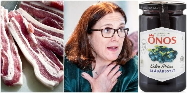 Cecilia Malmström: USA är piggt på tullar