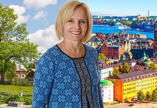 Ett kluvet land är negativt för människor, samhällen och bygder anser Lands krönikör Malin Ackermann.