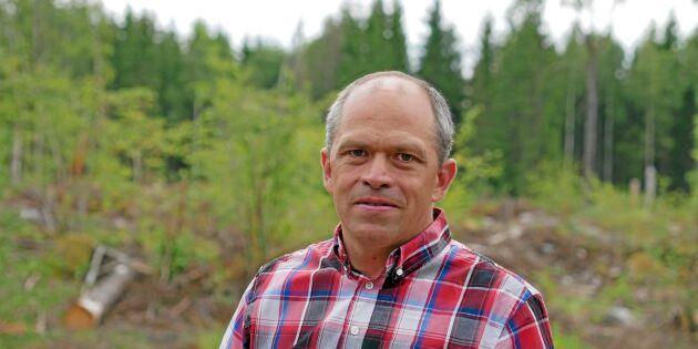 Rasar över Skogsstyrelsens uttalande