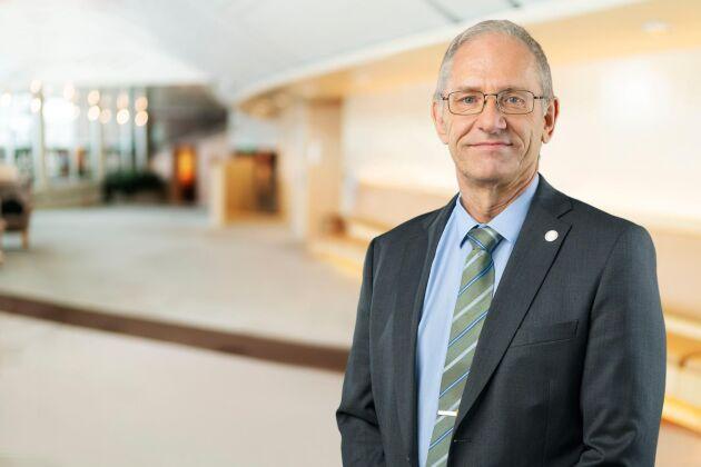 Mats Nordberg, Skogspolitisk talesperson (SD).