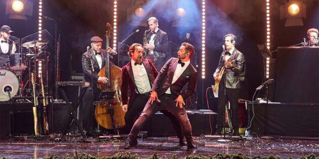 AVSLUTAD: Tävla om biljetter till julshowen Tomten och Bocken – här är vinnarna