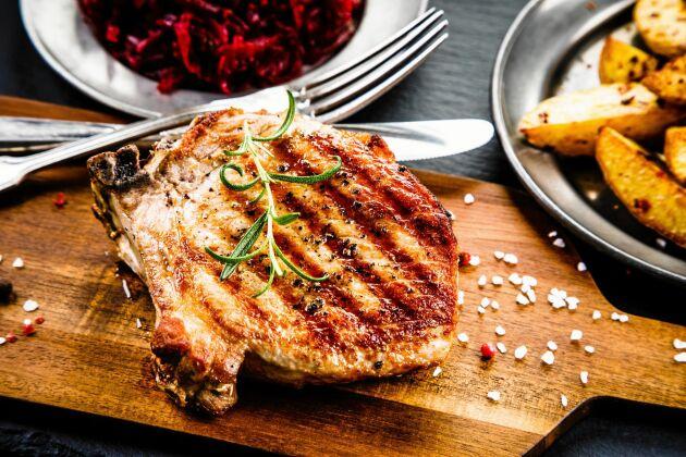 Fantastiskt gott kött från en föregångare i branschen - Nibble kött!