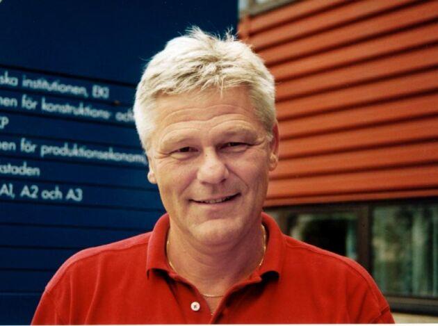 Professor Staffan Brege vid Linköpings universitet.