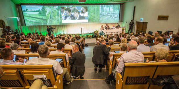 LRF öppnar för nya organisationsmedlemmar