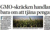 """""""Vi vill tjäna pengar på ett GMO-fritt Norrbotten"""""""
