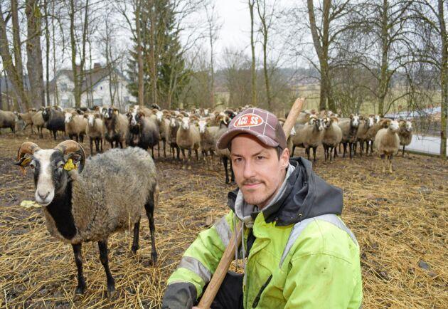 Kritiken mot kommunen gav effekt – Vilhelm Nilsson får sänkt arrende.