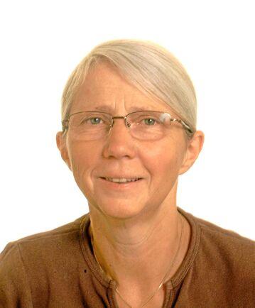 Kersti Linderholm.