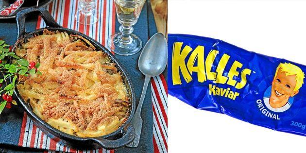 Janssons frestelse med Kalles kaviar