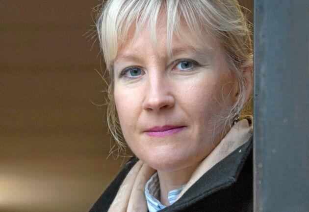 Cecilia Ryegård vid analysföretaget Agrovektor.