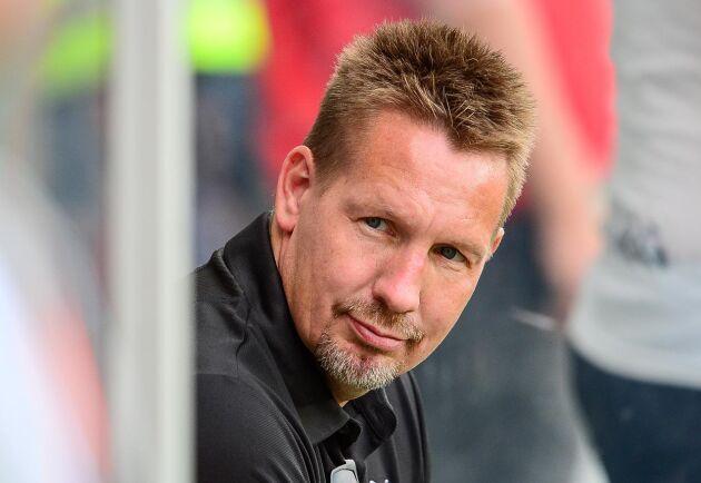 """""""Inga skinn har sålts och då kommer det inte heller in några pengar i systemet"""", säger Jörgen Martinsson, vd för Svensk mink. Arkivbild."""