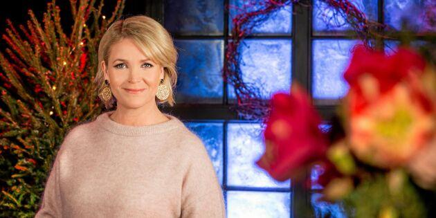 Oväntat val av julvärd - Kattis Ahlström berättar om utmaningen