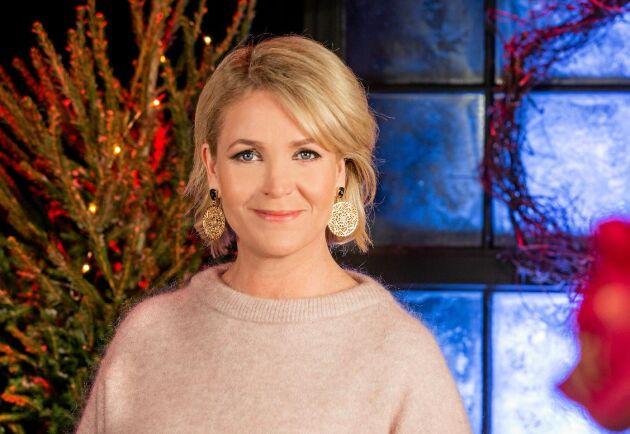 Kattis Ahlström är det oväntade valet som julvärd 2018.