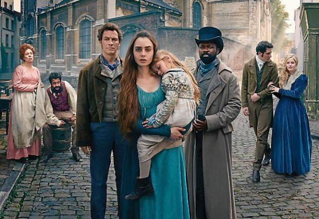 """""""Les Misérables"""", mest känd som musikal, blir tv-serie våren 2019."""