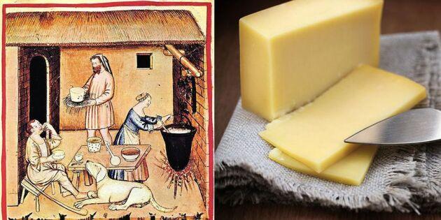 Svensk ost – visste du det här om den svenska osten?