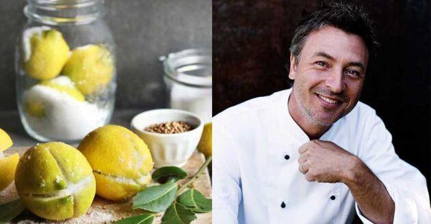 TV-kockens bästa tips: Så lätt gör du inlagda citroner