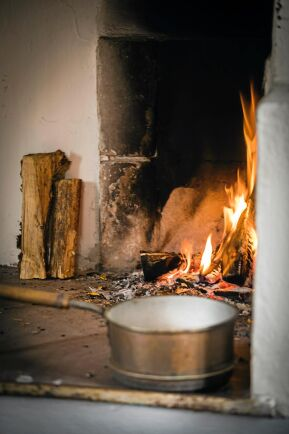 En alternativ värmekälla är bra att ha vid en krissituation.