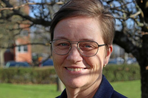 Desirée Börjesdotter, chef på Nordic Beet Research, NBR, fick beskedet om den beviljade dispensen i Danmark på Nordic Sugar, NBR och Betodlarnas gemensamma Vintermöte i Lund som samlade runt 250 personer.