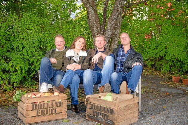 Hur det går med kärleken för årets bönder i Bonde söker fru får vi se längre fram i höst!