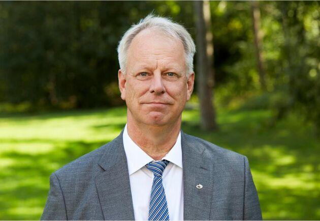 Per Lindahl känner sig trygg inför framtiden efter det urstarka resultatet för 2019. Arkivbild.