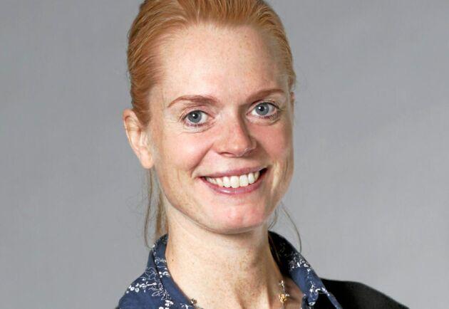 Ingrid Rydberg är platschef på LRF:s Brysselkontor.