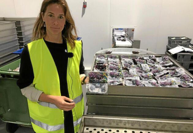 På sikt kan satsningen leda till nya jobb, menar Sara Berger, vd på Sydgrönt.