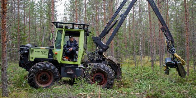 Tummar den förda skogspolitiken på äganderätten?