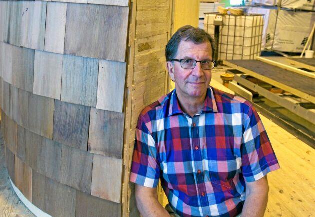 Lars Martinson i Bygdsiljum är koncernchef för Martinson.