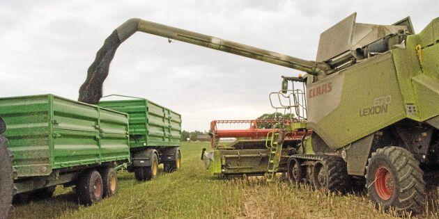 LRF kampanjar för lantbruket