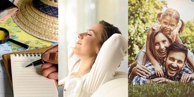 Så planerar du din semester smart – 4 enkla steg