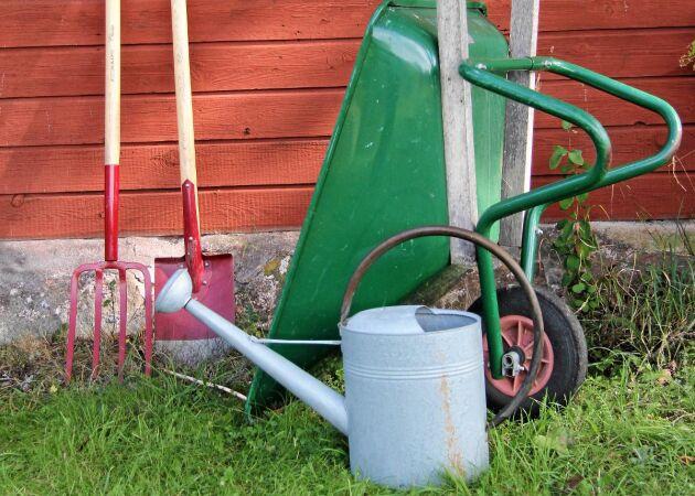 Ta hand om dina trädgårdsredskap! 7 enkla proffstips