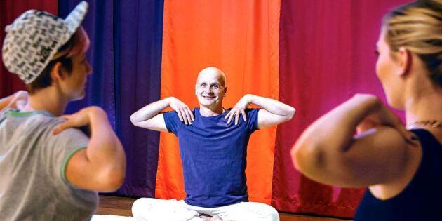 5 bra yogaövningar som kan lindra din migrän