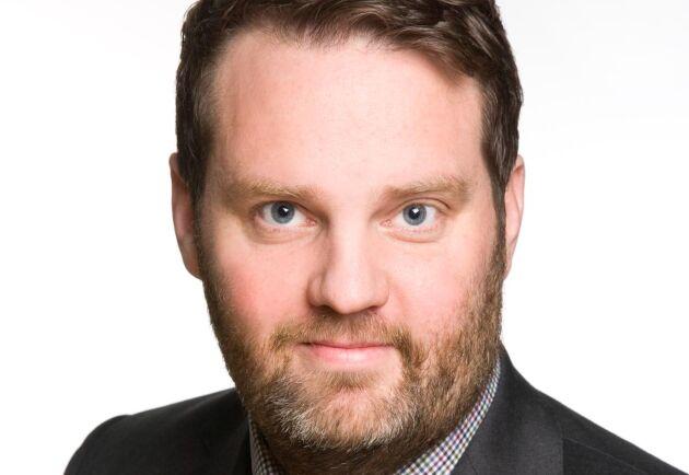 Markus Helin är chefsmäklare på LRF Konsult och räknar med fortsatt stabil skogsmarknad under 2019, även om konjunkturtoppen kan vara nådd för den här gången.