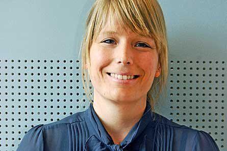 Lina Bjerke, doktor i nationalekonomi vid Internationella handelshögskolan i Jönköping.
