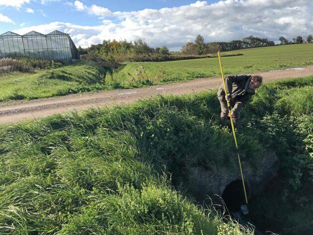 Länstyrelsen i Skåne undersökte läckage av växtskyddsmedel från växthus under förra året. Resultatet var nedslående.