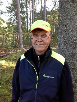 Håkan Kling, Skogsstyrelsen